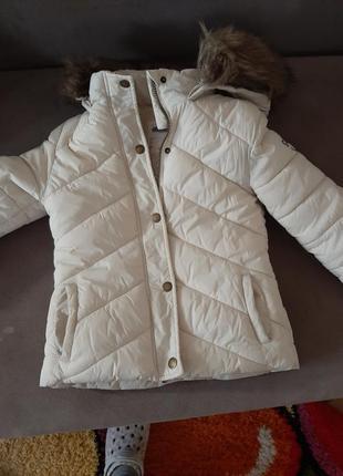 Курточка на девочку,зима