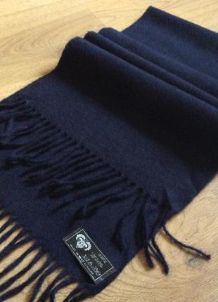 Шерстяной шарф германия