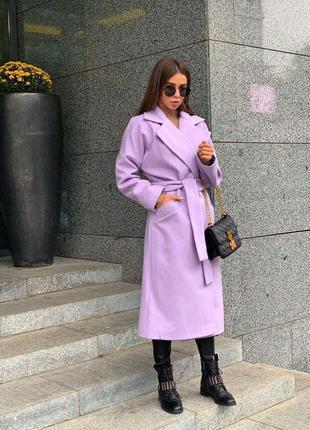 Пальто кашемир