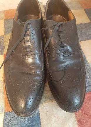 Броги туфли италия