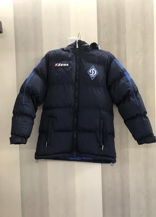 Зимняя куртка для футболиста