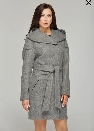 Шерстяное пальто tiara
