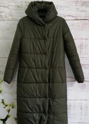 Очень тёплое зимнее пальто, зимняя куртка, пуховик, зимний пуховик
