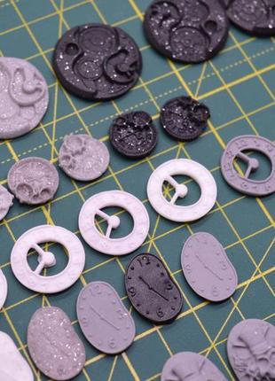 Пластиковые фигурки для скрапа, творчества, поделок, скрапбукинг, hand made