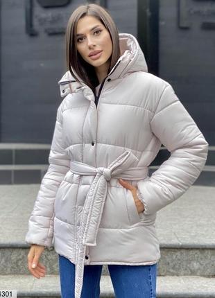 Зимняя очень теплая куртка