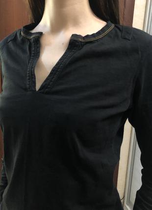 V-рубашка moncler кофта лонгслив
