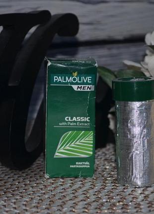 Мыло стик для бритья palmolive for men classic shaving soap stick with palm extract