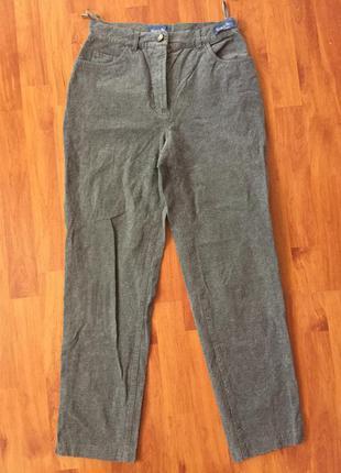 Стильные серые джинсы