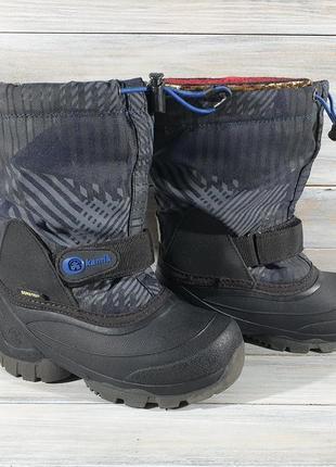 Kamik gore-tex оригинальные ботинки оригінальні чоботи
