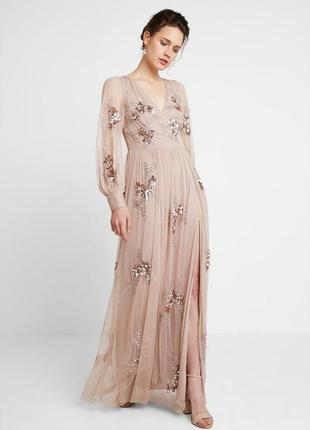 Вечернее платье люкс качества maya deluxe