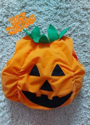 Очень крутой детский костюм на halloween в идеальном состоянии 🖤