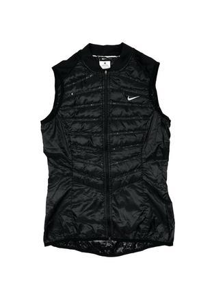 Nike running жилетка
