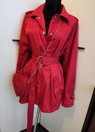 💣💣💣распродажа! стильная красная курточка