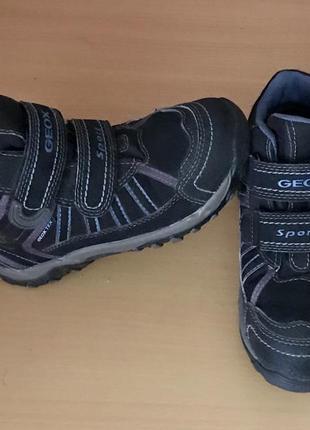 Ботинки geox зимові черевики