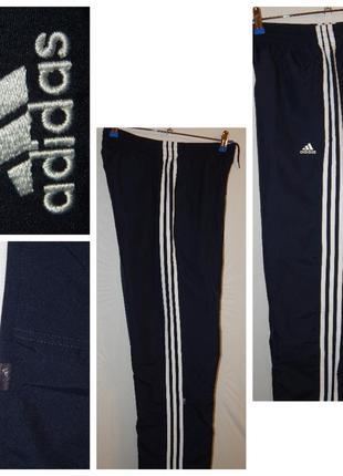 Спортивные штаны с лампасами adidas
