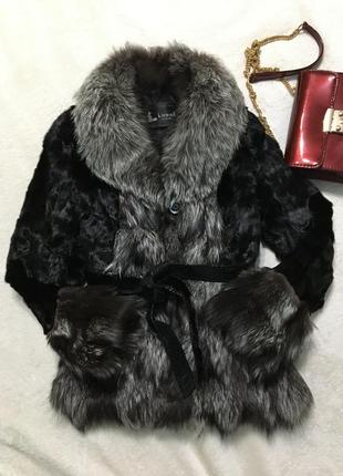 🔥sale!🔥шуба норковая,полушубок норка,куртка,мех натуральный,натуральная шубка чернобурка