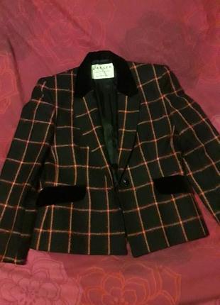 Пиджак жакет jaeger