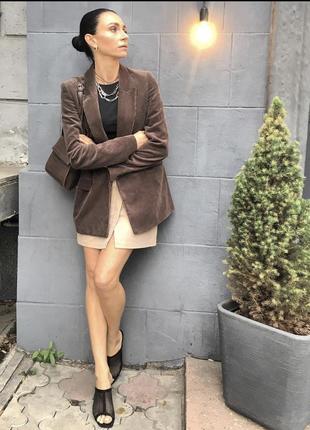 Пиджак zara женский идеальное состояние