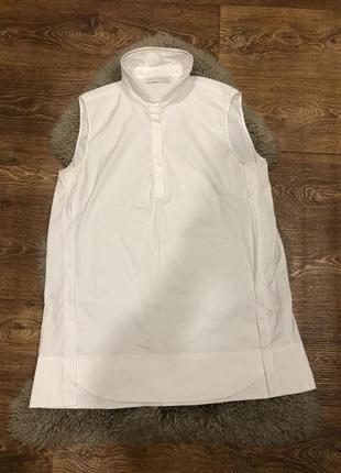 Vip шикарная блуза рубашка fabiana filippi