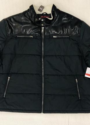 Куртка демисезонная еврозима c&a р. 5xl