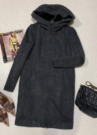 Стильное пальто,размер xl