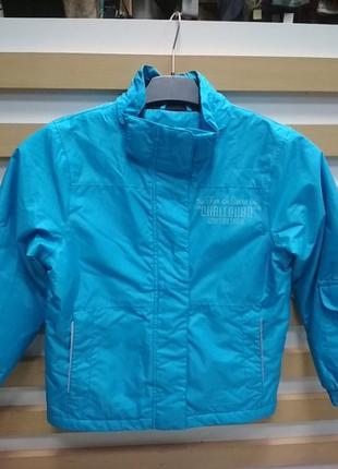 Куртка, зимняя, мембранная, лыжная, детская, crivit, размер 122/128