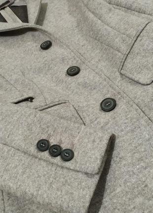 Peserico пальто шерсть кашемир