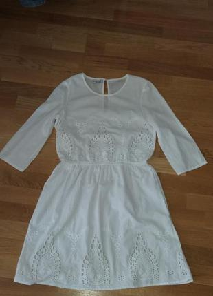 Торг.летнее платье suiteblanco, xs