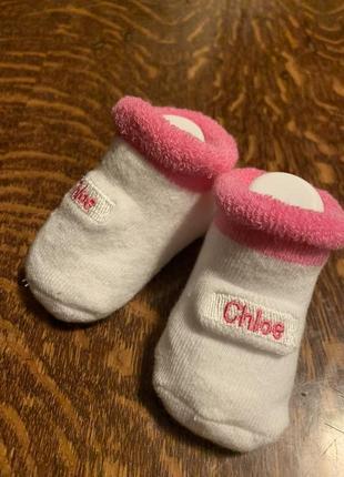 Chloe носочки