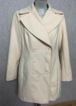 Шикарное пальто в большом размере