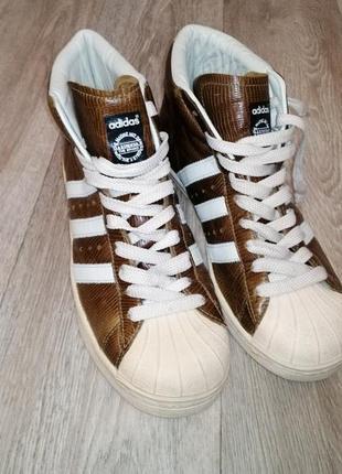 Мужские кроссовки adidas pro model original. 42p. 26.5 см.