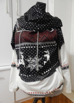 Matalan худи эластичный модный кофта с капюшоном рм