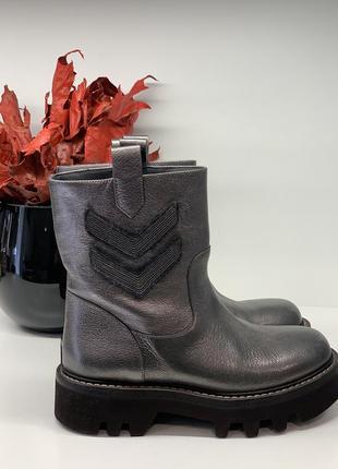Новые ботинки brunello cucinelli оригинал