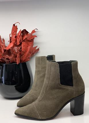 Ботинки shutz оригинал