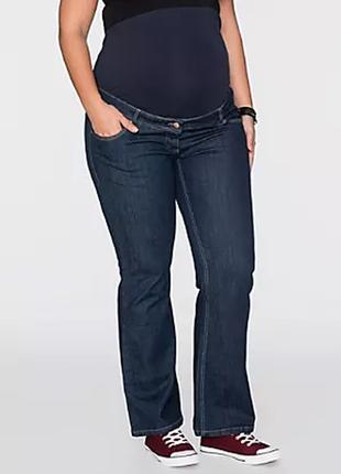 Ультра мега батал джинсы для беременных размер 26-28