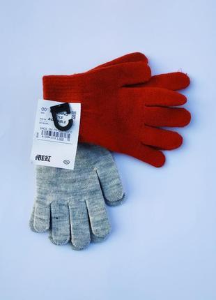 Комплект перчаток c&a.