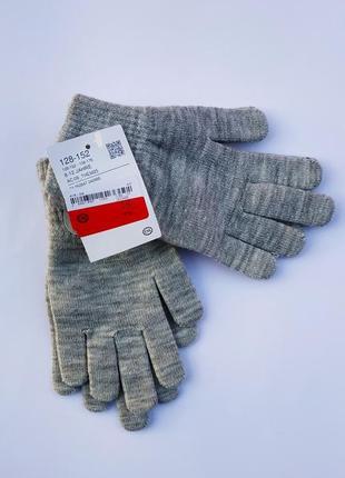 Набор перчаток 128-152 c&a.