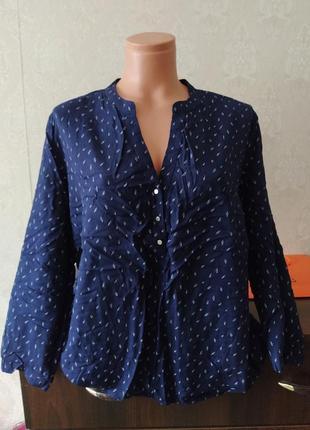 Женская блузка 52-54 размер