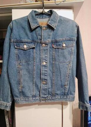 Джинсовый пиджак levi strauss 12 - 13 лет