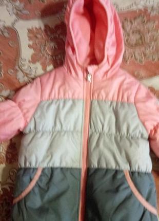 Курточка oshkosh,  размер 5т