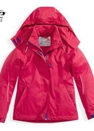 Куртка ,демисезонная, термо, на рост 146/152, мембранная, непромокаемая, crane