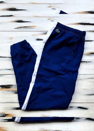 Lacoste спортивные штаны
