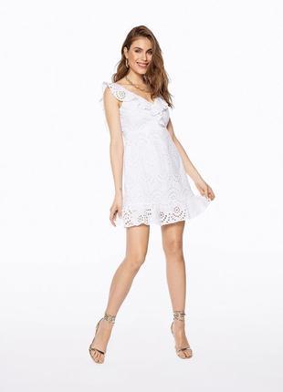 Ivyrevel•кружевное платье с завязкой на спине •размер s
