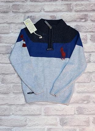 Тепленький свитер поло😍😍😍