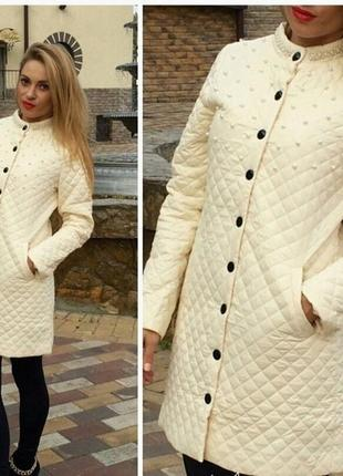 Тонкое пальто
