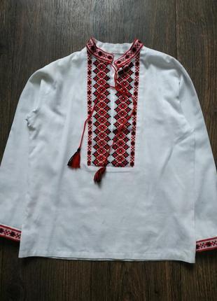Вышиванка, рубашка 5-7 лет