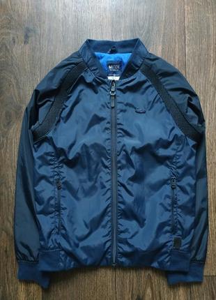 Бомбер, курточка, ветровка 9-12 лет