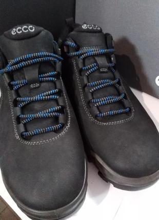 Ботинки ecco, оригинал, 43 размер.