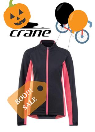 🔥 halloween! велосипедная куртка, термокуртка с софтшеллом crane