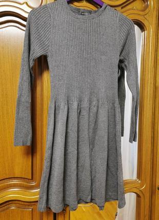 Продам тёплое платье вискоза